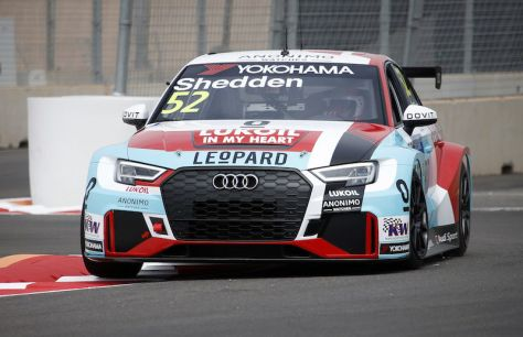 Прославленный ТомКристенсен опробовал Audi перед стартом сезона WTCR