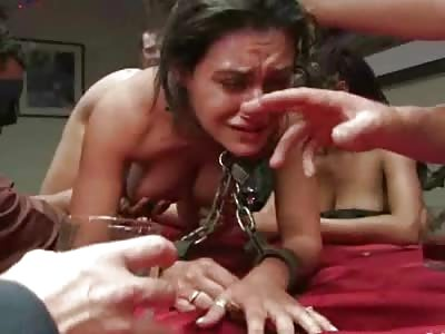 Forced to watch wife fucking