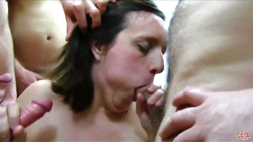 Amazing amateur deepthroat facefucking dtd