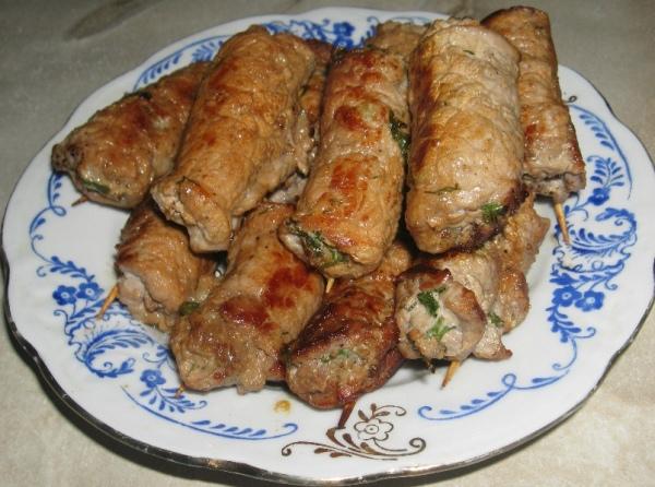 вкусные рецепты фото пошаговые мяса