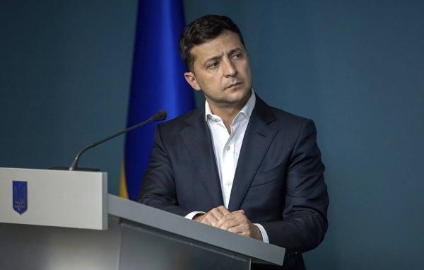 Зеленский: Украина неможет выйти изминских соглашений