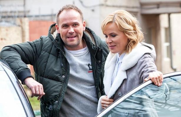 Аверин ударил Куликову вовремя съемок сериала