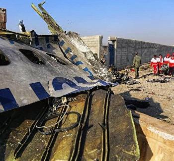 Украина вернула Ирану надоработку отчет покатастрофе МАУ