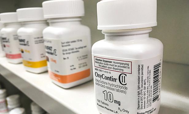 Priser på oxycontin
