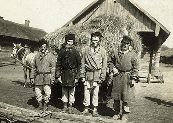 Какие имена урусских появились первыми