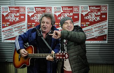Немецкая группа запишет песню смолодыми музыкантами изРоссии науральском рок-фестивале