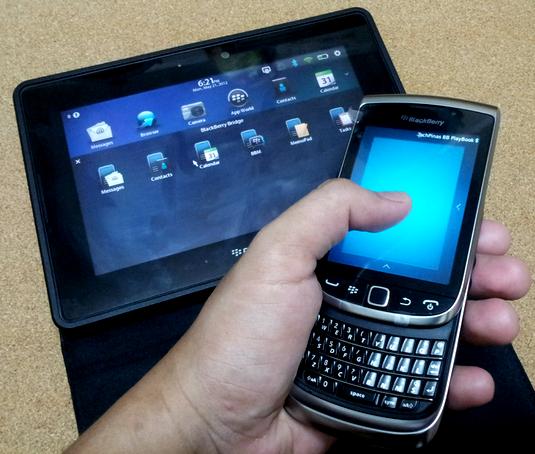 User manual blackberry q5