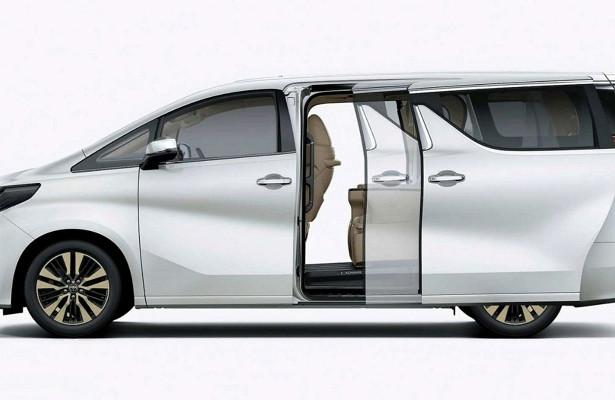 Toyota запустила обновленный Alphard вмассовую продажу