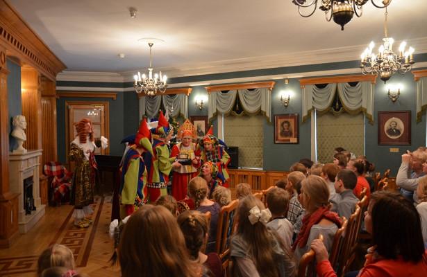 Москвичи станут участниками «Новогодней сказки дляЗолушки» вБиблиотеке-читальне имени Тургенева