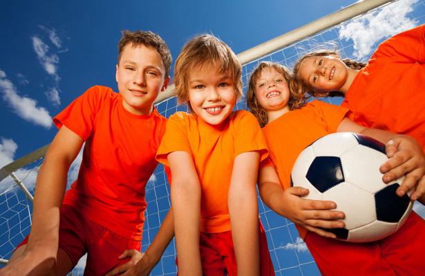 Лучшие детские футбольные школы России