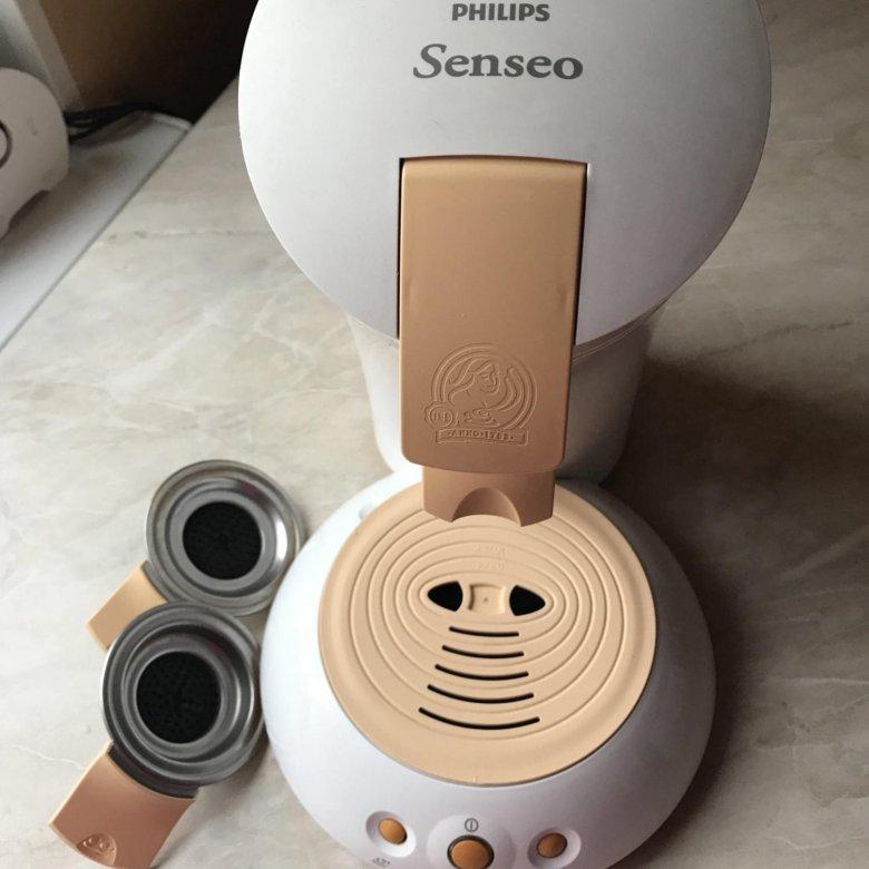 Philips gebruiksaanwijzing senseo