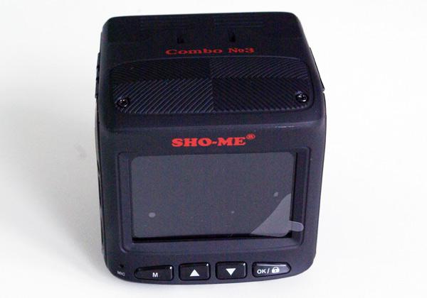 Видеорегистратор совмещённый с радаром