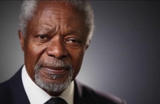 Экс-генсек ООНАннан умер ввозрасте 80лет— Международная организация помиграции ООН