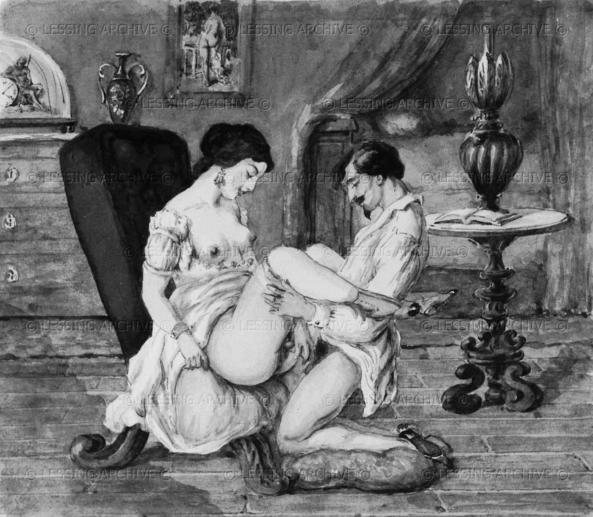 Порно при царях — pic 1