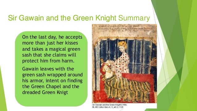 Sir Gawain and the Green Knight – Write My essay Paper