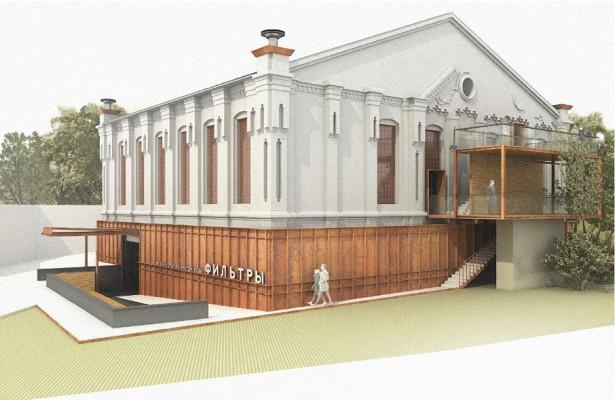 Старый музей водоканала вВолгограде переделают в«Фильтры»