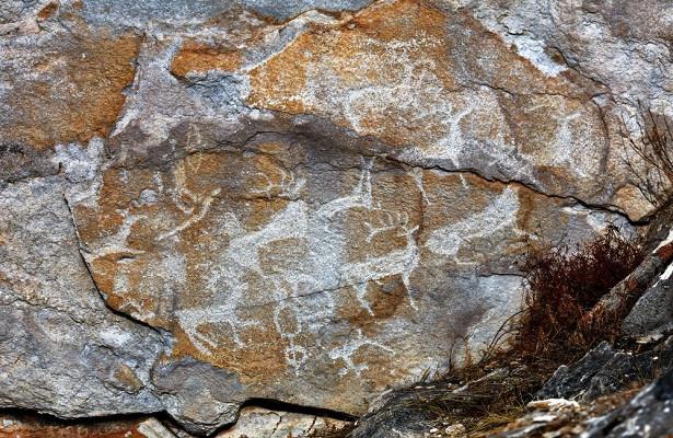 ВИспании нашли загадочную картину возрастом 11700 лет