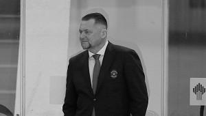 Умер главный тренер «Красной Армии» Левицкий