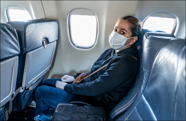 Куда сесть всамолете, чтобы незаразиться отбольных пассажиров