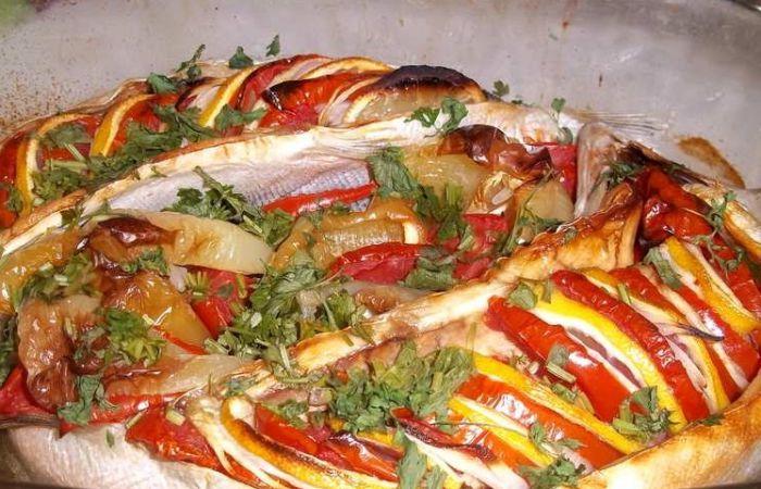Горячие блюда из горбуши рецепты с фото
