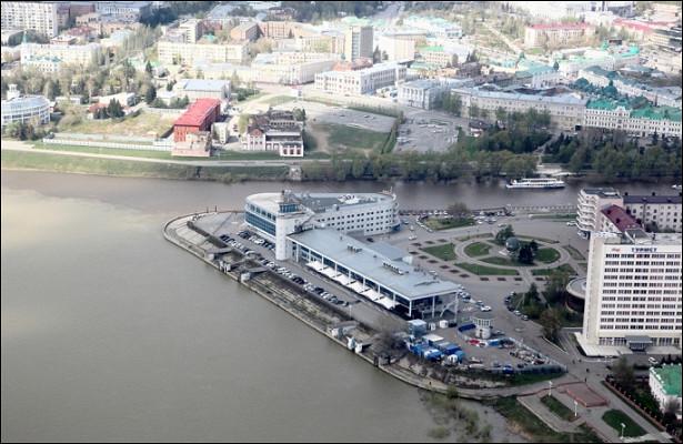 ВОмске предлагают построить двановых моста через Омь— один изнихплатный