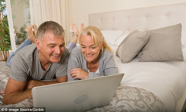 Internet dating in your 50s