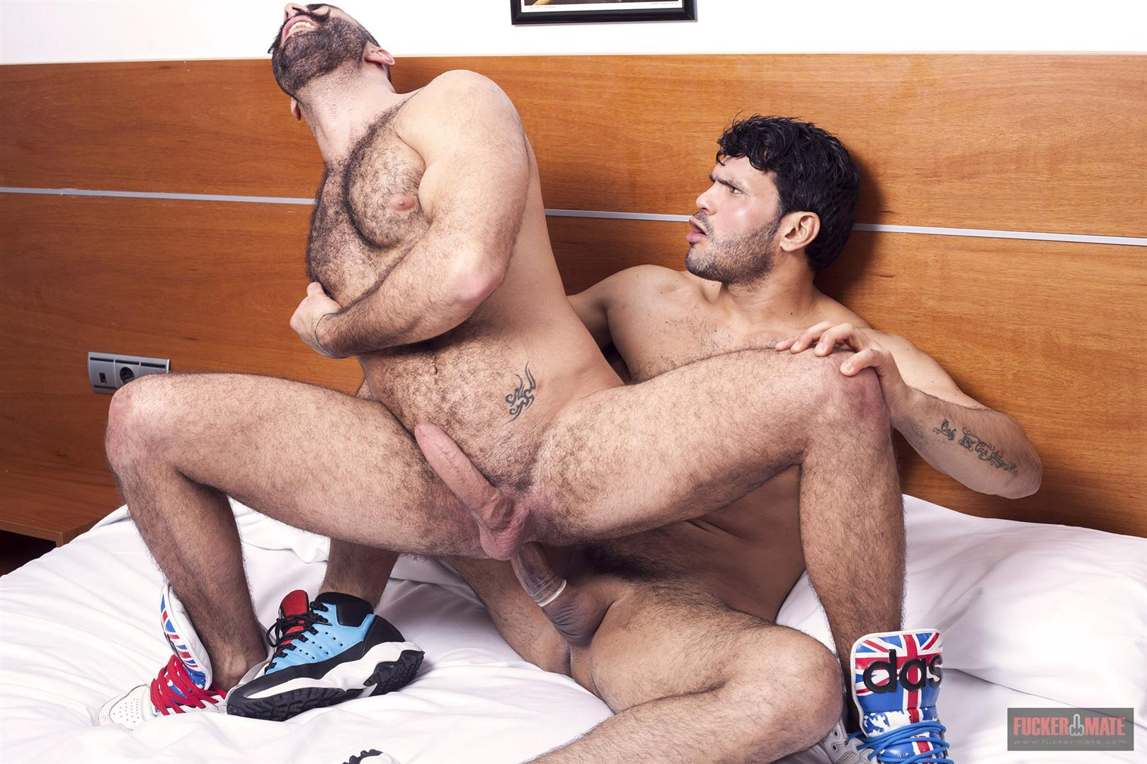 Fucking men big hairy