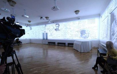 Ремонт Театра наТаганке завершили к100-летию соднярождения Любимова