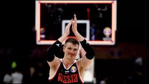 Российские баскетболисты обыграли эстонцев