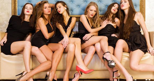 Смотреть порно русские девочки в групповухе