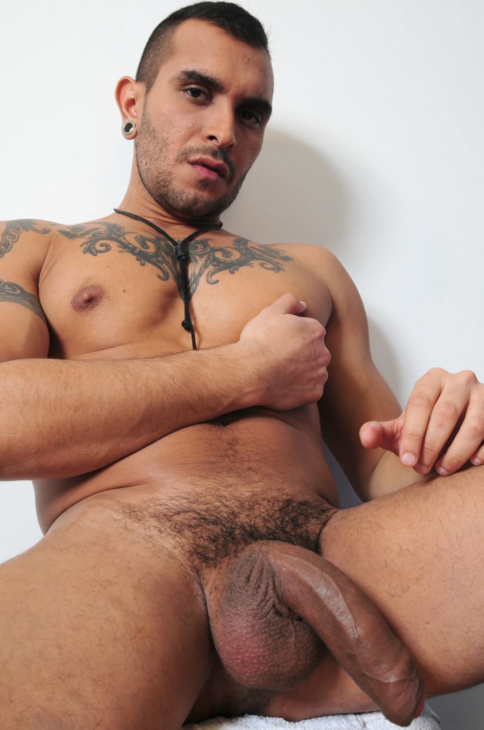 Gay uncircumcised cock