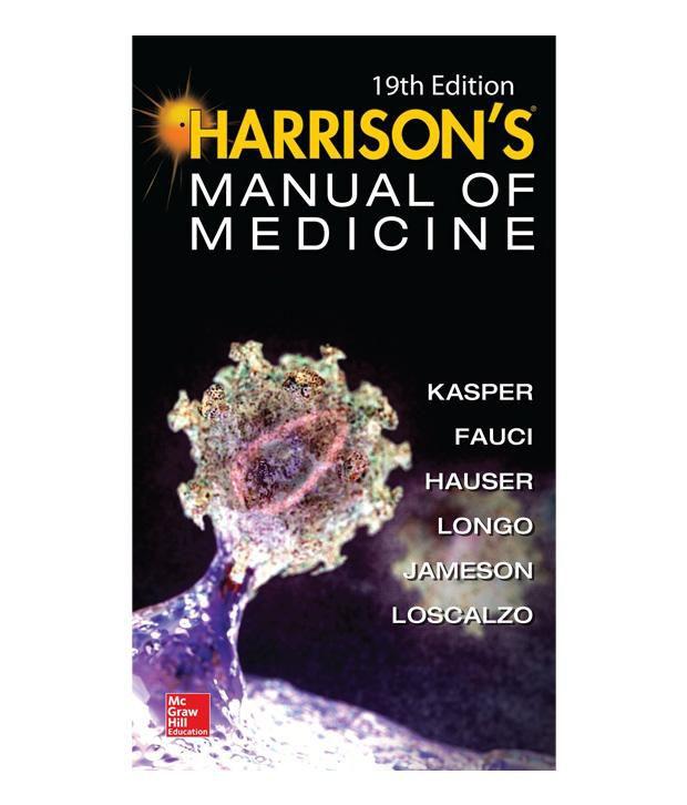 Harrison's principles of internal medicine: self