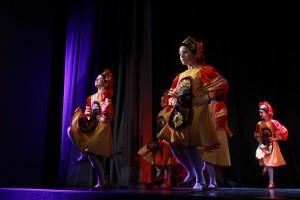 Праздничный концерт коДнюПобеды организует хореографический ансамбль «Фуэте»