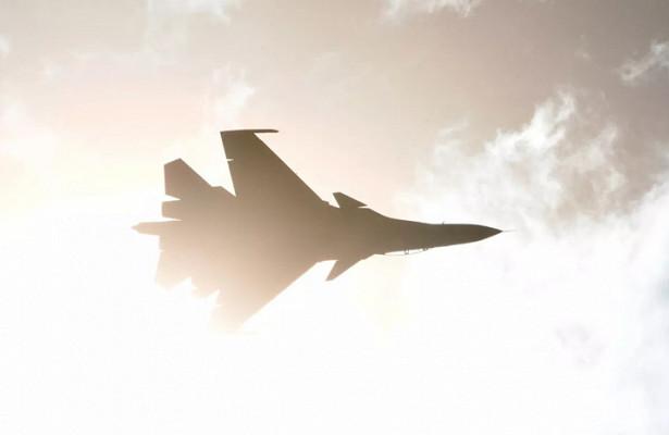 Балтфлот провёл лётные учения вКалининградской области