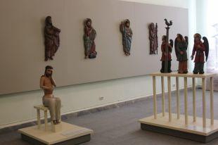 Деревянные боги. Вомском музее Врубеля открылась новая выставка