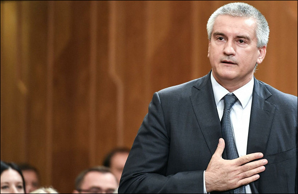 Аксенов осудил Киев за«поросячий восторг излорадство»