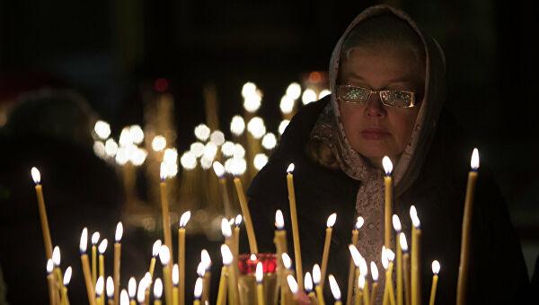 Православные христиане вступили вРождественский пост