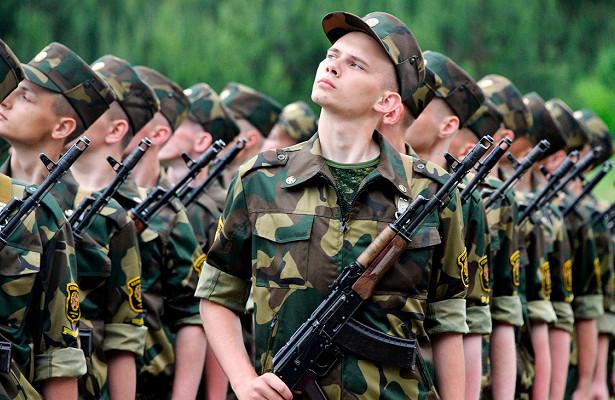 Белорусская армия отработала действия вусловиях локальных конфликтов