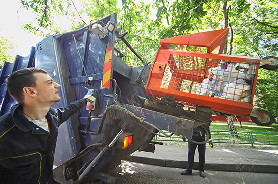 Тарифы навывоз мусора могут снизиться
