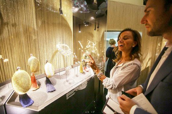 Кремлевская выставка драгоценностей Bulgari показывает историю развития ювелирного искусства