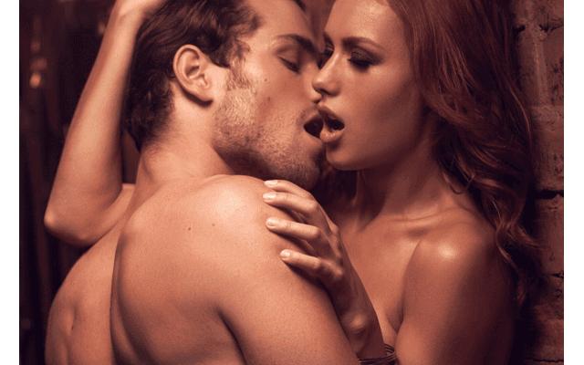 Она и он интим и любовь