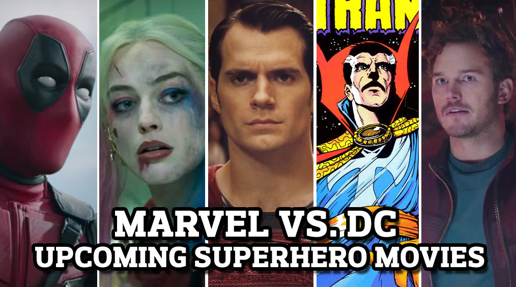 Comic Book Movies and Superhero Movie News - SuperHeroHype