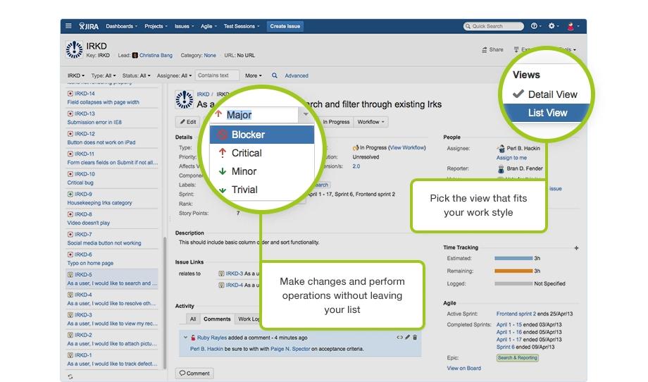 JIRA integration - Help Desk Software and Ticketing