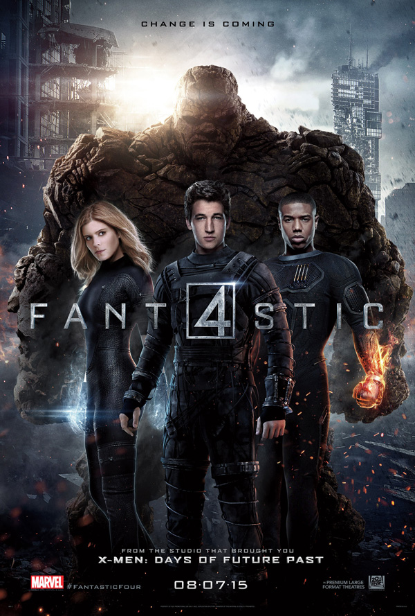 Fantastic Four (2015) Full Hollywood Movie Watch Online