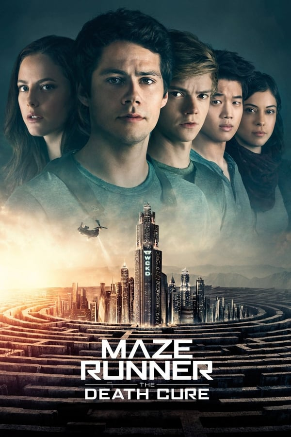 Maze Runner: The Death Cure (2018) Full Movie Free