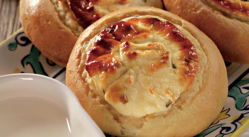 Рецепт булочек быстрый с творогом