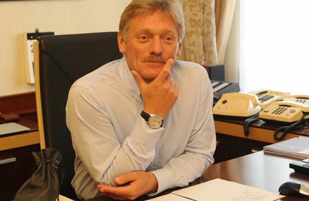 Песков: Путин осведомлен оприговоре Улюкаеву