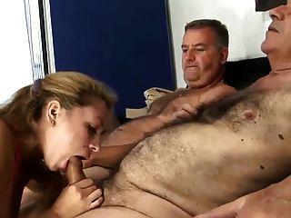 Extreme pumping big cock