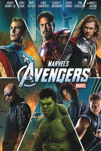 Watch The Avengers (2012) Full Movie Online