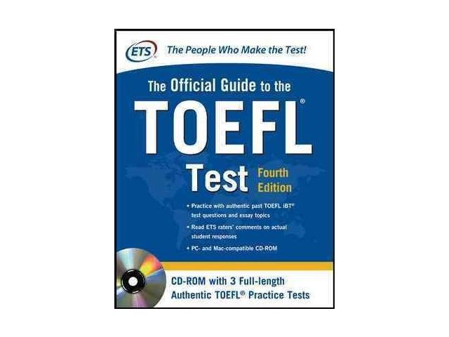 Toefl Ibt Official Guide PDF Download